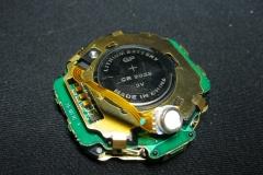 Suunto Core module with pressure sensor