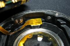 Suunto Core pressure sensor