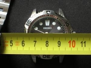 Seiko SNE107 width