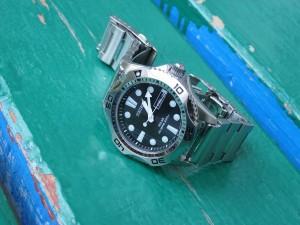 Seiko Solar Diver SNE107
