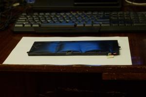 Acer C720 swollen battery